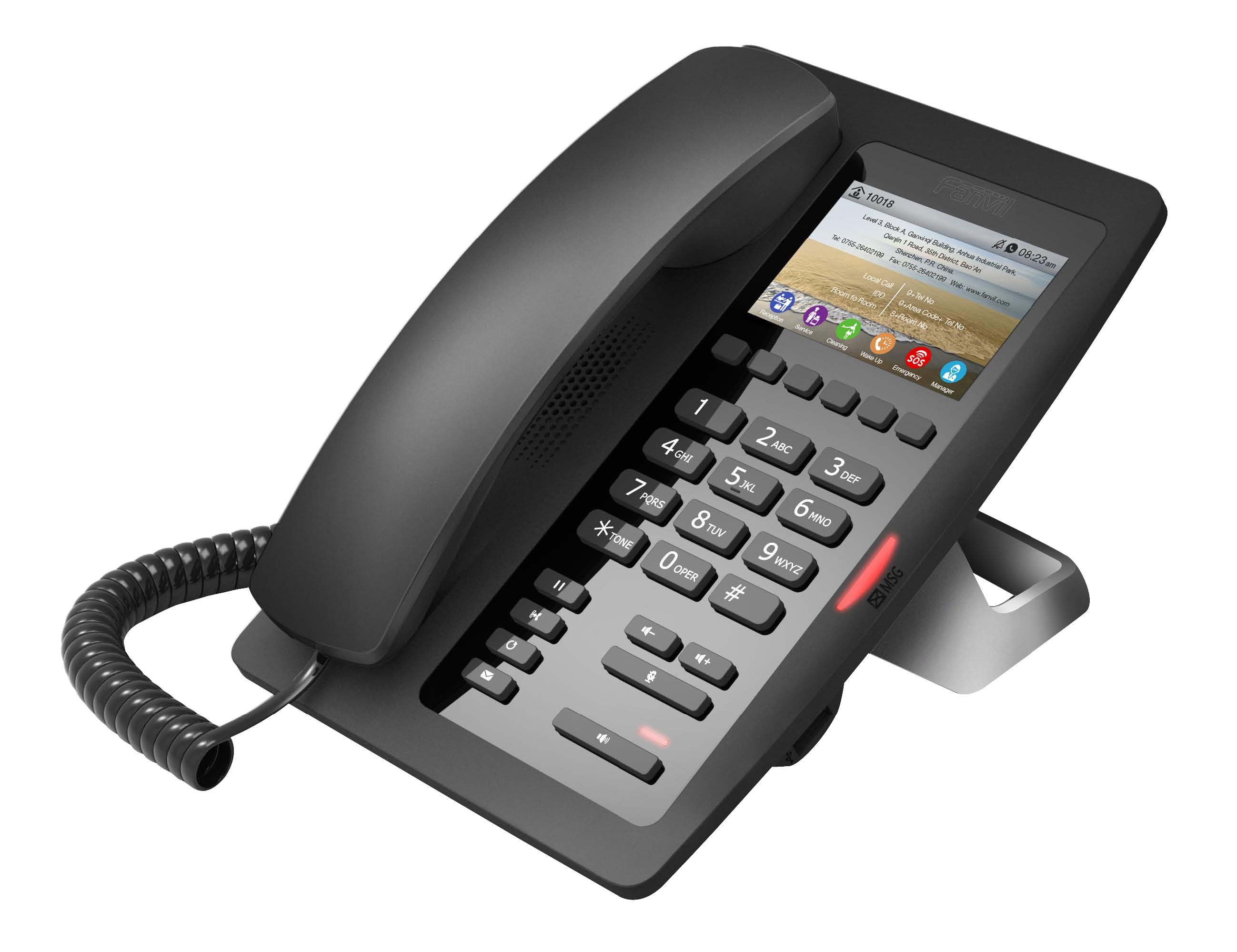 Infinity 2500 Hospitality Ip Phone Quick Start Guide Documentation Hotel Telephone Wiring Diagram Safety Instructions