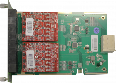 Galaxy Expand 8 Port FXO Card